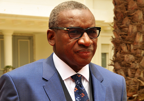 Bien mal acquis : Les preuves du mensonge d'Etat à propos des 50 milliards annoncés par  Sidiki Kaba