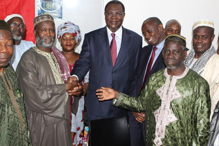 Installation Coordination LCK France : Ousmane N'gom pioche à l'AFP et installe Mady Gassama pour l'hexagone
