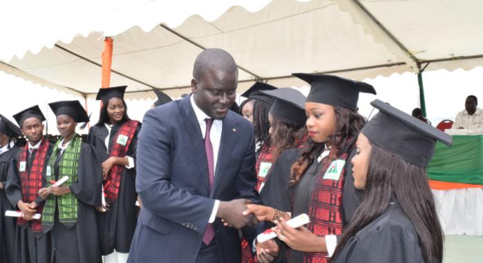 Cérémonie de remise de diplôme du CESAG 2016 : Près de 400 nouveaux diplômés prêts à l'emploi