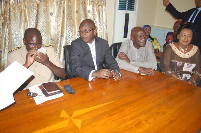 Perturbation du bureau politique du PS : Le maire du Point-E Palla Samb et le responsable du parti aux HLM convoqués