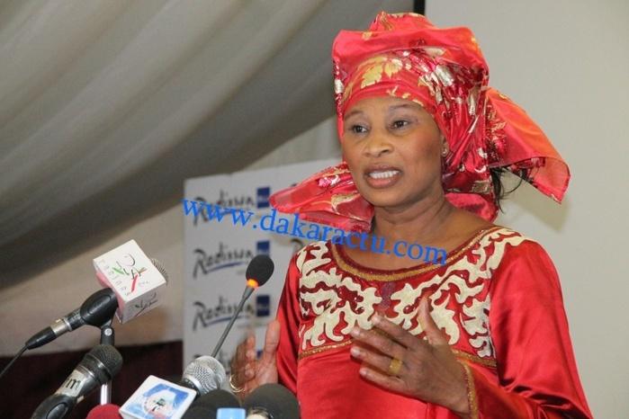 Meeting de l'Union départementale PS de Dakar ce Samedi : Aïssata Tall Sall va-t-elle se liguer à Khalifa  Sall contre la direction du Ps ?