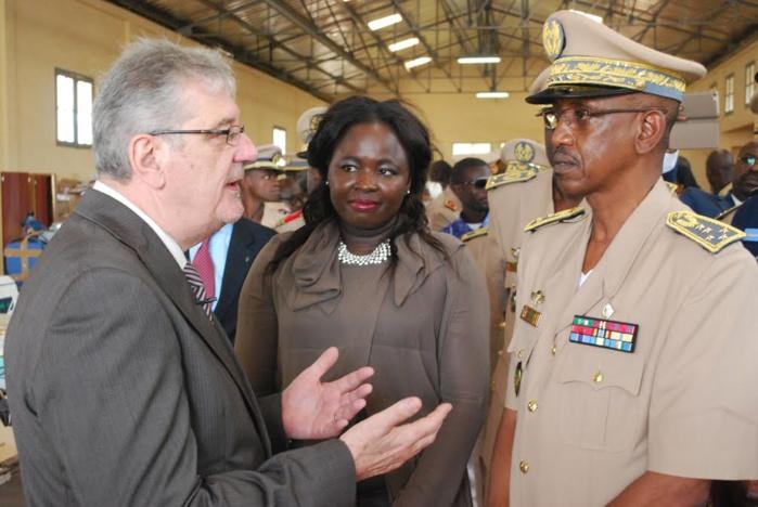 Un milliard pour l'hôpital militaire de Ouakam : « Hôpital assistance international » relève le plateau technique