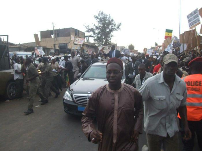 Abdou Karim Sall appelle ses militants à une forte mobilisation pour la visite du Président prévue samedi