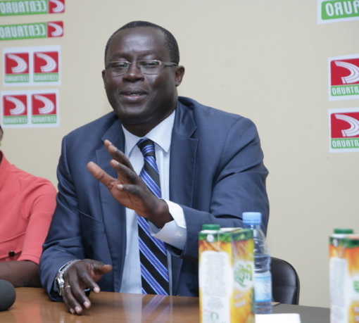Me Augustin Senghor candidat au conseil de la FIFA