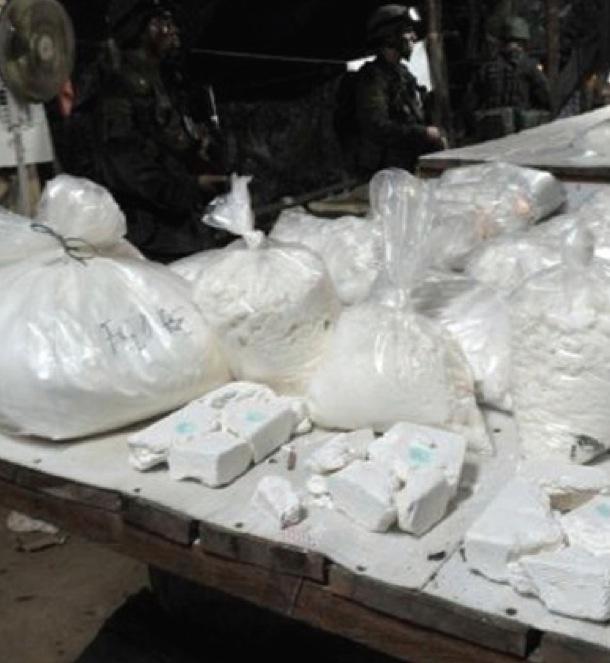 Podor : Saisie de 113 kg de drogue