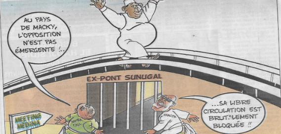 Au pays de Macky, l'opposition n'est pas émergente! (Odia)