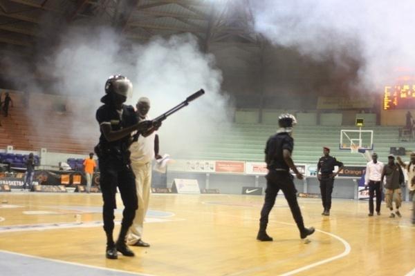 FINALE DE LA COUPE DU MAIRE DE BASKET FÉMININ : LA VIOLENCE  GÂCHE LA FÊTE