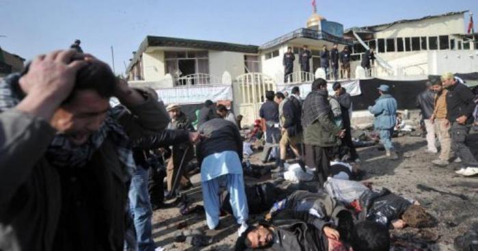 Afghanistan : Nombre record de victimes civiles au premier semestre.
