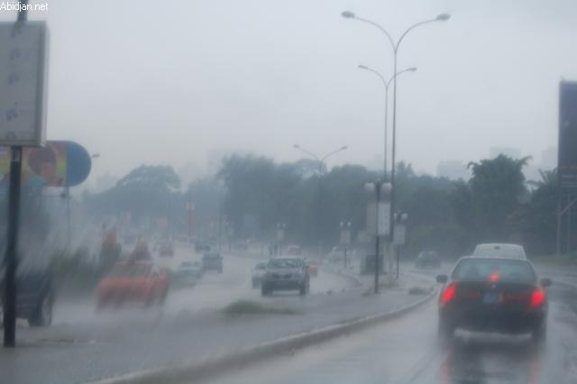 De la pluie et des orages à Dakar, Mbour, Kaolack, Diourbel  lundi et mardi