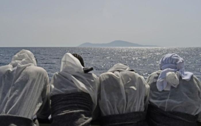 Migrants: plus de 3.000 disparus en Méditerranée depuis janvier