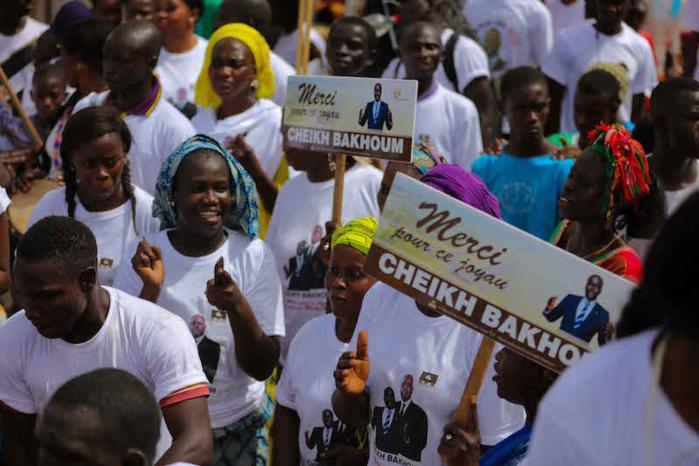 Échangeur de l'émergence : Pari de la mobilisation réussi pour Cheikh BAKHOUM et Cie