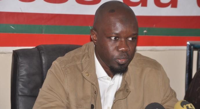 Suspendu : Ousmane Sonko compte toujours vaquer à ses occupations