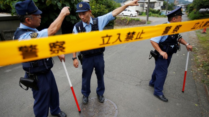 Tuerie du siècle au Japon : l'assaillant voulait débarrasser le monde des handicapés