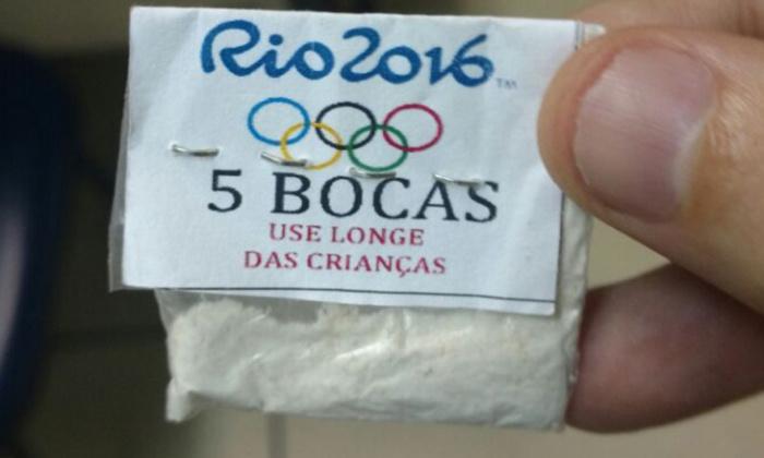BRÉSIL : A Rio, la cocaïne déjà prête pour les sommets olympiques