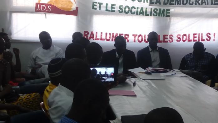 La dictature debout de Macky Sall !