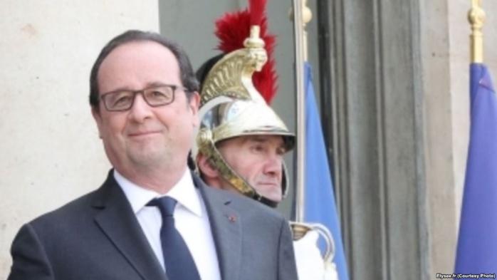 """Réplique d'Hollande à Trump : """"La France sera toujours la France"""""""