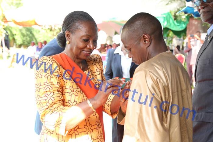 Visite de la Grande Chancelière de Côte d'Ivoire Mme Henriette Diabaté au Sénégal :  Sous le signe de la distinction et du renforcement des relations multi séculaires