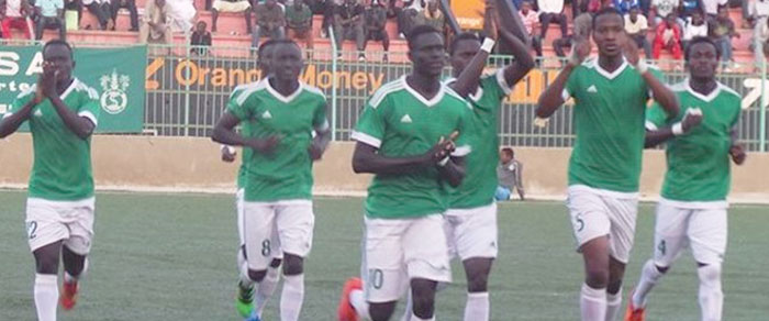 COUPE DU SENEGAL JUNIORS : LE JARAAF SACRÉ
