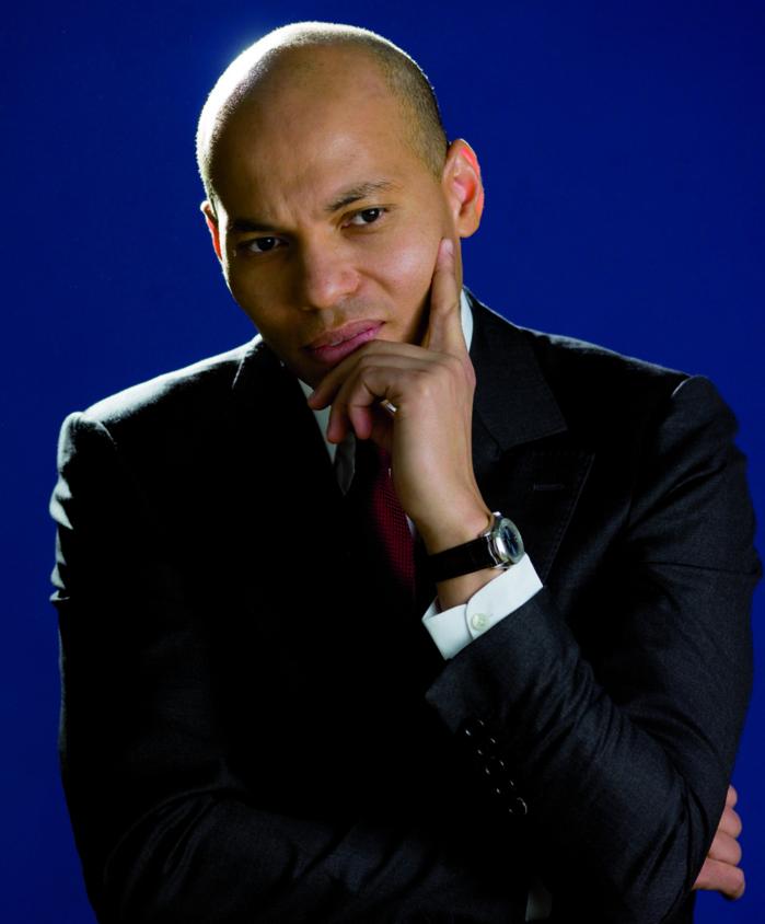 DOHA/DAKAR : Karim Wade joint Queen Biz et d'autres artistes