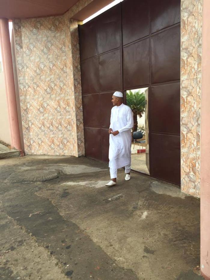 Rebeuss : Moïse Rampino est libre