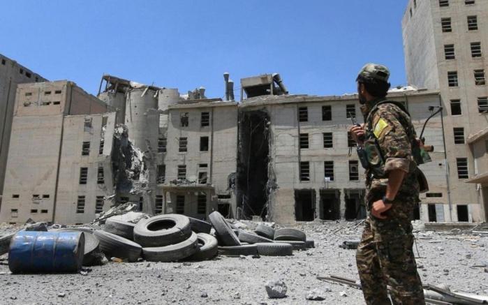 Syrie : Main basse sur les secrets de Daesh