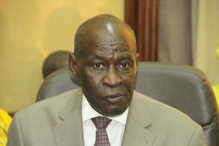 NÉCROLOGIE : Décès de Lamine Niang, président de la Chambre de commercede dakar