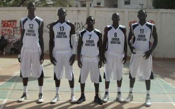 Coupe nationale de Basket : Louga Bc / As Douanes interrompu à cause de la pluie