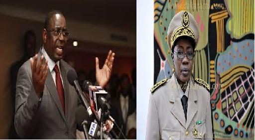 Nafi N'gom Keïta défie Macky Sall : Le pouvoir sort les cafards