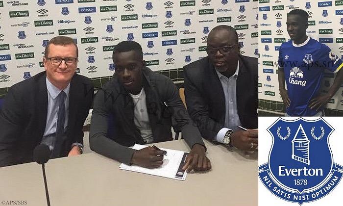Idrissa Gana Guèye à Everton pour 4 ans (Officiel)