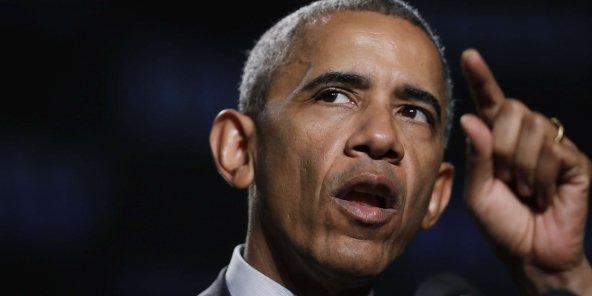 """États-Unis : pour Obama, Donald Trump est """"terriblement mal préparé"""" pour être président"""