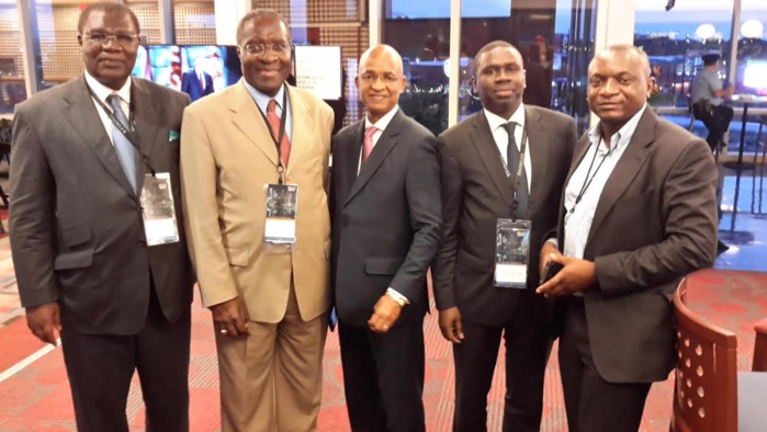Etats-Unis : Me Ousmane N'gom invité à l'Investiture de Hillary Clinton