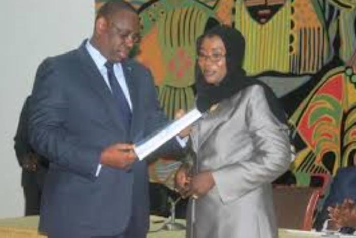 Nafi N'gom Keïta a perçu 8 mois de salaire à l'OFNAC avant sa prestation de serment (Seydou Guèye)