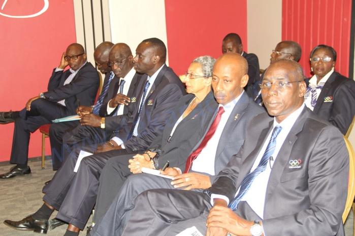 Jeux Olympiques : Le parti socialiste et la Fondation Abdou Diouf « Sport-Vertu » adressent leurs encouragements au Président du CNOSS
