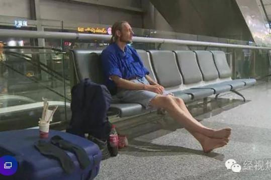 Chine : Un Néerlandais hospitalisé après avoir attendu une femme en vain pendant 10 jours