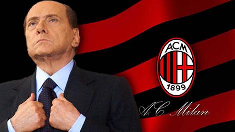 Vente de l'AC Milan : accord trouvé entre Berlusconi et des investisseurs chinois