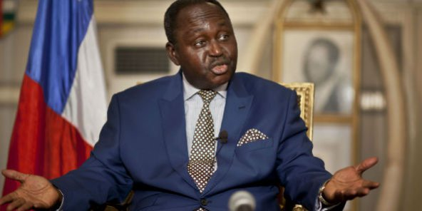 Centrafrique : arrestation à Bangui du fils de l'ancien président François Bozizé (Jeune Afrique)