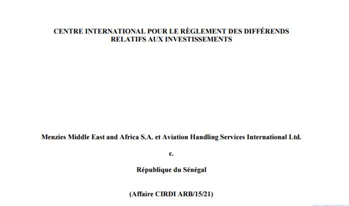 Ultime recours devant le CRDI :  Les biens de Karim et Cie restent au profit de l'Etat du Sénégal (DOCUMENTS)