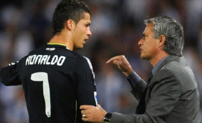 Ronaldo répond à Mourinho