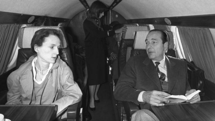 """Jacques Chirac en deuil de sa fille : """"Il a été à deux doigts de casser sa pipe"""""""
