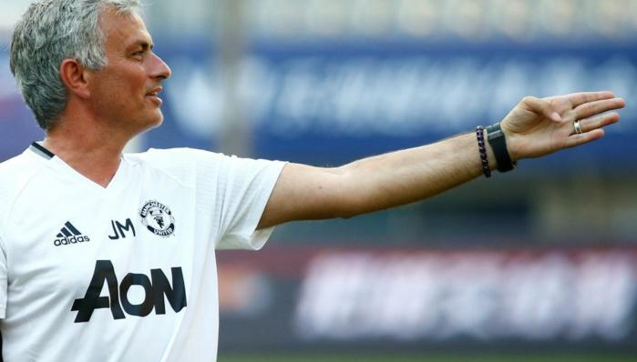 Man Utd-Mourinho: 'Pogba arrive dans une équipe qui gagne'