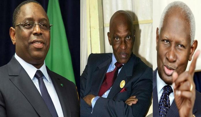 Confidence sur la nationalité de ses prédécesseurs : Macky encense Diouf et recale Wade - «Diouf m'a envoyé la copie de sa carte de séjour en France»