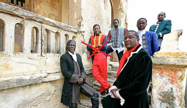 Le Xalam en deuil : Le batteur Ablo est décédé aujourd'hui à Ouagadougou. Toutes nos condoléances à Henry Guillabert et ses potes