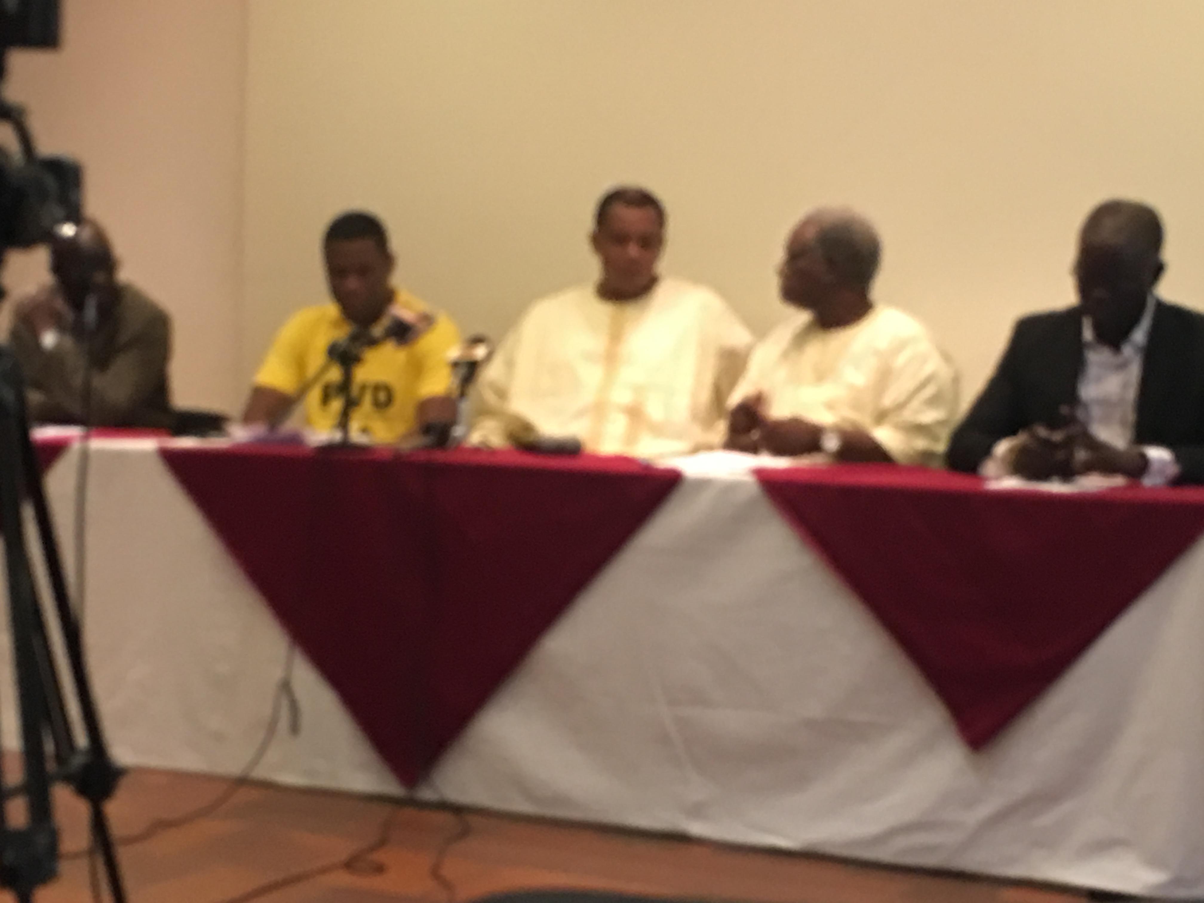 Le PVD condamne un débat politique inutile au Sénégal et appelle à travailler afin de développer le pays