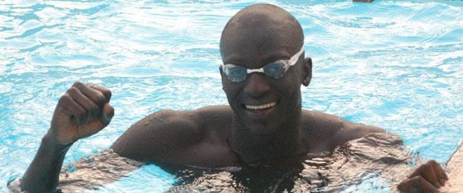 Première participation aux JO,  Mbaye Niane pour battre le record national