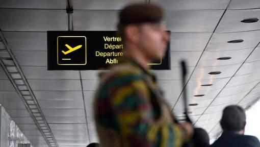 Alertes à la bombe dans deux avions vers Brussels Airport: le plan catastrophe est levé