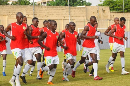 CAN U17 : Aly Male convoque 23 joueurs pour le retour contre la Tunisie