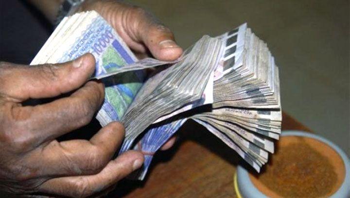 Faux monnayage : Alioune Badara Diaw arrêté avec la somme de 2 millions 490 mille francs en faux billets de banque