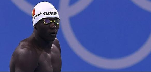 JO - Mbaye Niane éliminé d'entrée sur 50 m nage libre