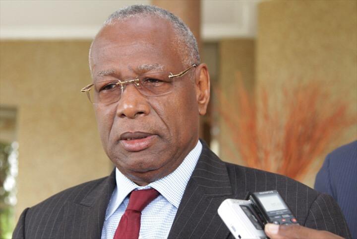 """Présidence de la Commission de l'UA : Le Pr Bathily """"honoré"""" du soutien du Président Macky Sall"""
