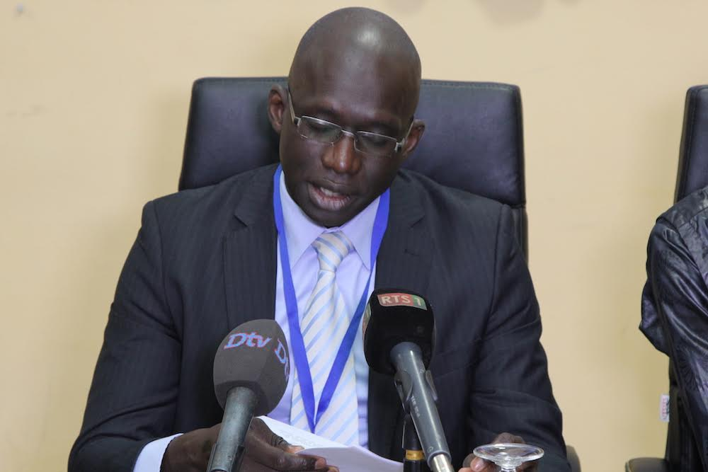 IBRAHIMA LISSA FAYE LIVRE SA PART DE VÉRITÉ : « Les agissements d'une partie de la presse en ligne inquiètent et inspirent des mesures hardies »